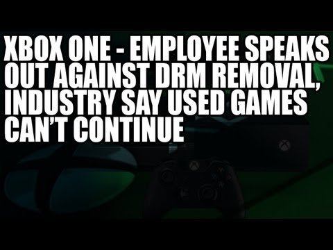 Microsoft DRM - MS Employee Speaks Out Against DRM removal