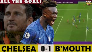 VAR Goal sinks Chelsea! Chelsea 0-1 AFC Bournemouth All The Goals Show
