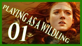 Скачать Playing As A Wildling A World Of Ice And Fire 4 1 Gameplay Let S Play Part 1 Warband Mod