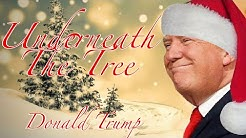 "Trump Sings ""Underneath The Tree"" By Kelly Clarkson"