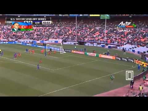 USA - Azerbaijan 2:0 International Friendly 2014 (Full Match)