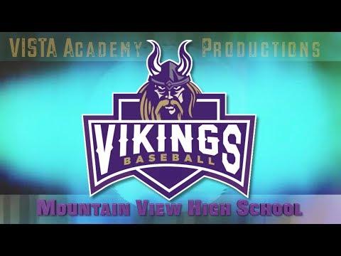 MVHS Baseball - Vikings vs South El Monte High School