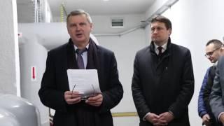 Nowa sieć ciepłownicza na terenie Szpitala we Włocławku