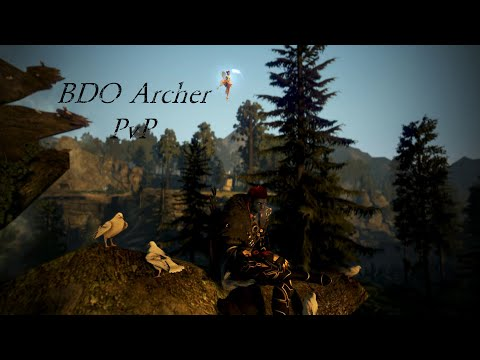 Archer PvP 7 (arsha, Duels And Groups)