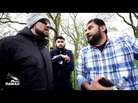 **MUST WATCH** Rejecting Hadith!!? Adnan Rashid vs Hadith Rejector | Speakers Corner | Hyde Park