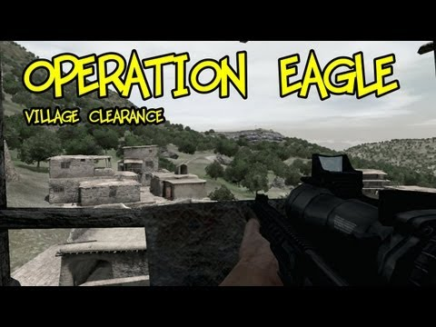 Operation Eagle - The Wrecking Crew UK - ARMA 2 Official operation