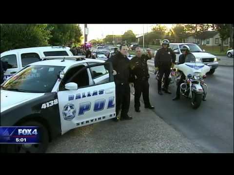 Arlington officer shot in drug sting