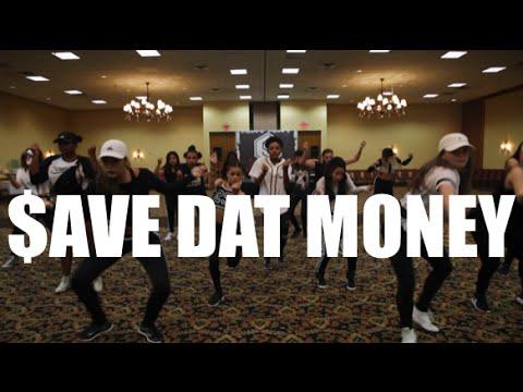 $AVE DAT MONEY | TY RILEY CHOREOGRAPHY | STREETZ SUMMER SLAM | @JUSMOVE