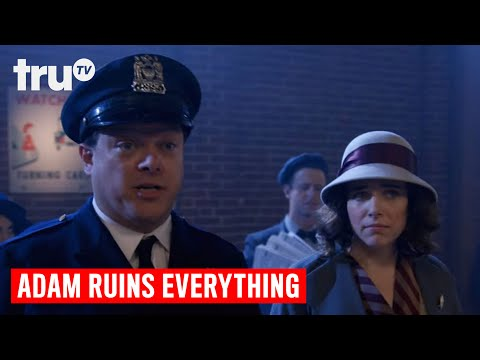 Adam Ruins Everything - Why Jaywalking Is a Crime
