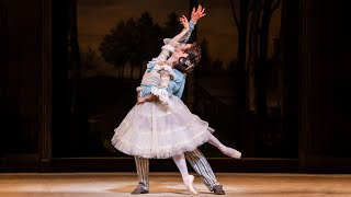 How musicians and ballet dancers collaborate on and off stage