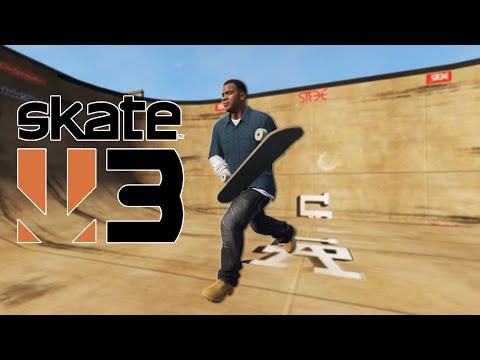 SKATE 3 IN GTA 5!