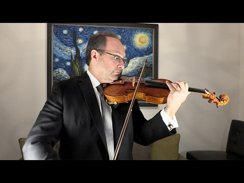 Violinist Mitchell Newman Discusses Benning Violins