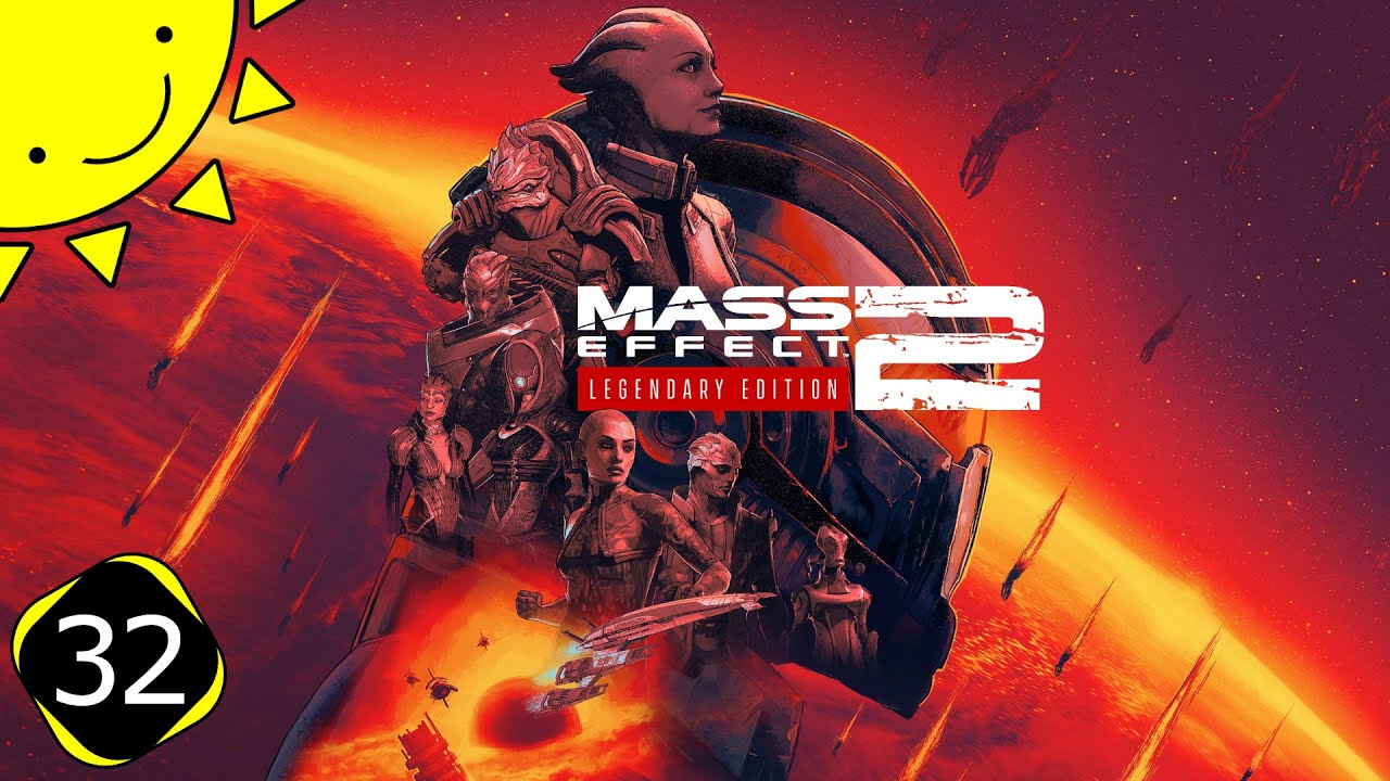 Let's Play Mass Effect 2 Legendary Edition   Part 32 - Overlord   Blind Gameplay Walkthrough