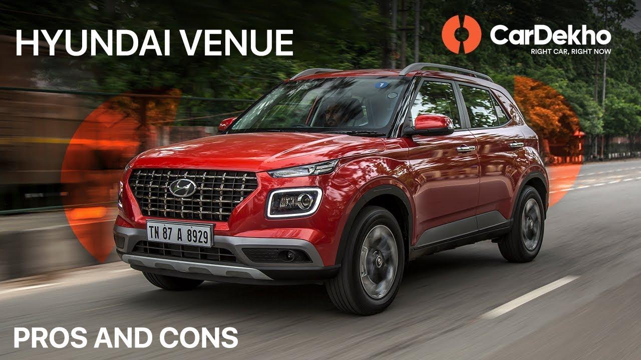 Hyundai Venue Price Images Review Colours