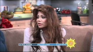 La Toya Jackson Interview