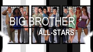 Sims Big Brother All Stars Intro Week 9