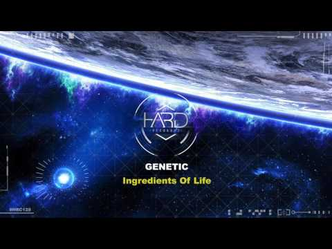 Genetic - Ingredients Of Life (Free Release) [#HRC128]
