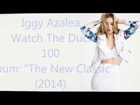 Iggy Azalea - 100 Lyrics HD
