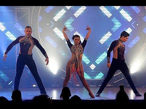 MAX THREE DANCE - Salsa Caleña en Israel