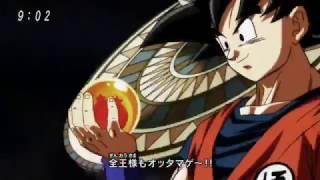 Dragon ball Super:Torneo del potere parte 2