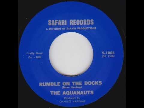 The Aquanauts  Rumble On The Docks