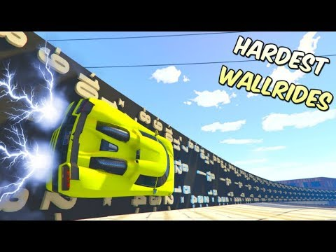 Stunters are Awesome - TOP 25 HARDEST WALLRIDES of March 2018 - 99% IMPOSSIBLE - GTA 5 Custom Tracks