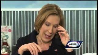 Candidate Cafe: Carly Fiorina