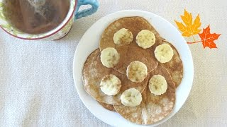 Healthy Breakfast - Tone it Up Protein Pancakes! Thumbnail