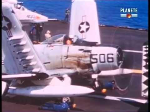 (11) Marine, Histoire des Porte-Avions américains - La guerre du Viêt-Nam
