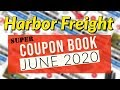 Harbor Freight Coupons June 2020 Super Discount Deals