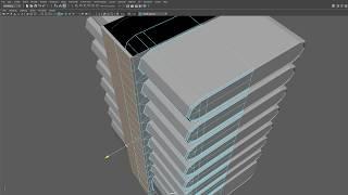 """Отрывок видео урока из курса """"3D МОДЕЛИРОВАНИЕ В MAYA"""" - моделирование простых форм"""