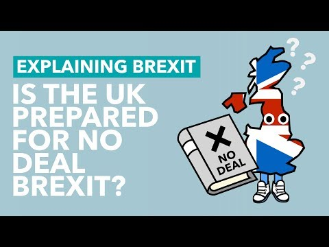 Is the UK Prepared for No Deal? - Brexit Explained