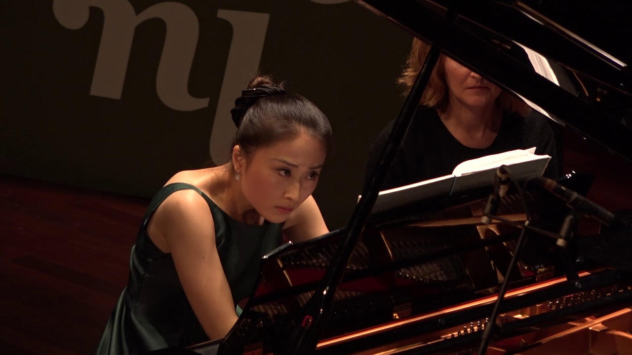 Asagi Nakata | semi-final 2 | Liszt Competition 2017