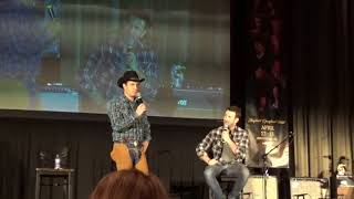 SPNNASH 2018 David Haydn-Jones and Adam Fergus Panel