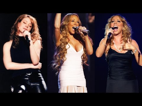 Mariah Carey - Top 20 Live Performances!
