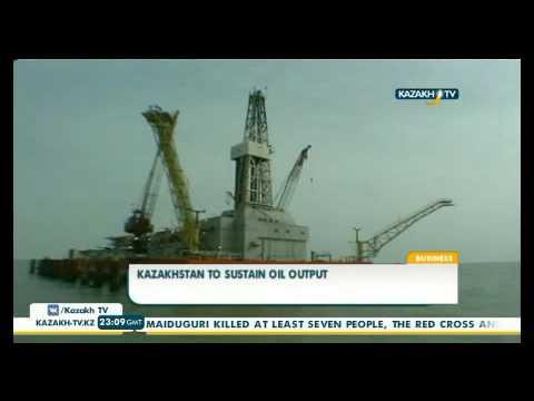 Kazakhstan to sustain oil output