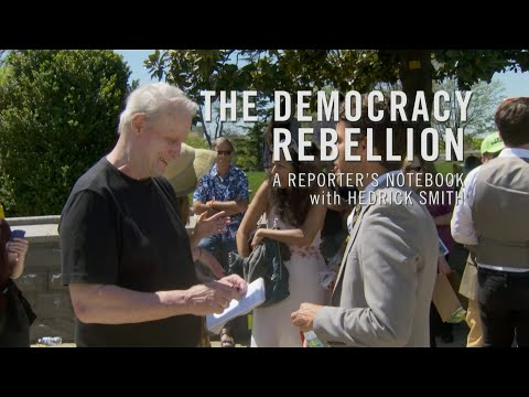The Democracy Rebellion - People Power in Action