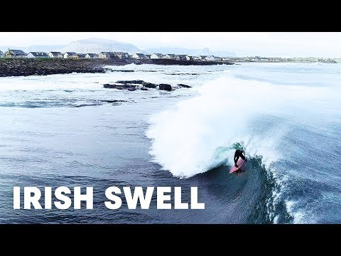 HIT & RUN: The casual side of Irish wave country.