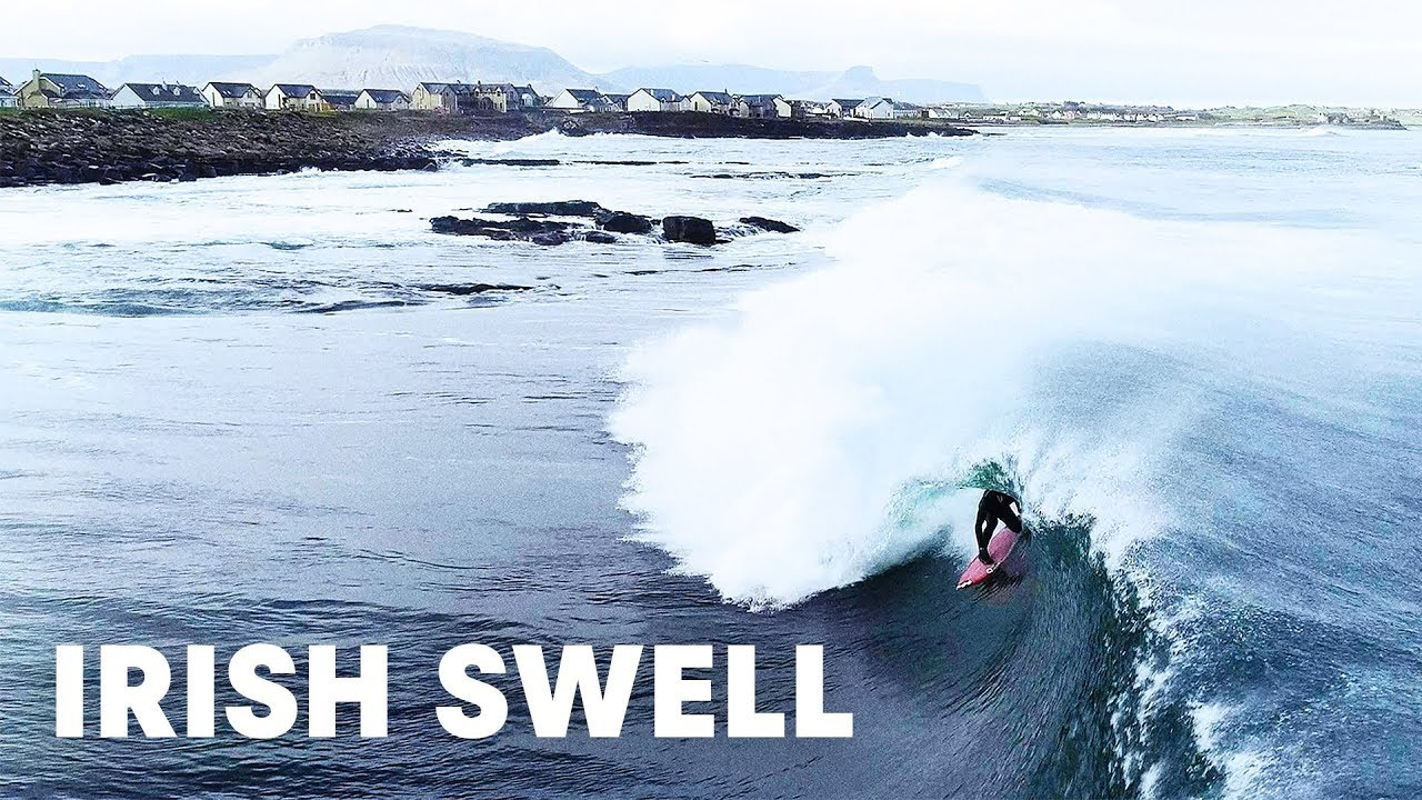 Hit & Run:The Casual Side of Irish Wave Country