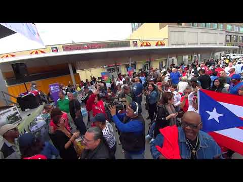Puerto Rico Hurricane Relief Concert .The Bronx 10-14-2017,Boricua Legends
