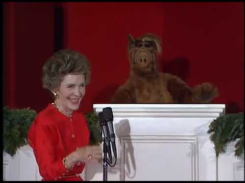 Nancy Reagan's Remarks at Diplomatic Corps Children's Christmas Party on December 14, 1987