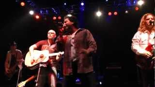 Frank Hannon Band - Love Life and Beauty - live - Reno - Six String Soldiers tour