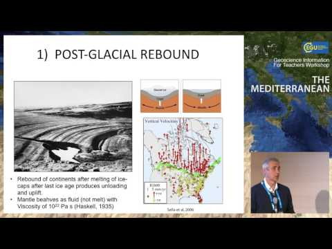 EGU GIFT2017: Shaping the Mediterranean from the inside out