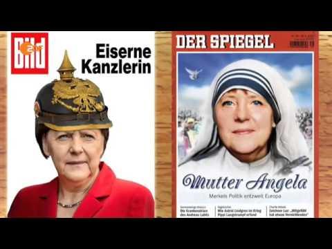 Flüchtlingskrise in der Anstalt ZDF