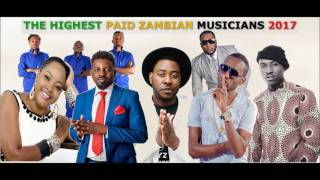 The Highest Paid Zambian Musicians 2017