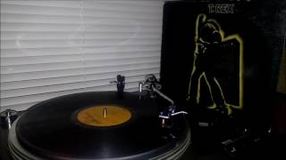 "T. Rex ""Cosmic Dancer"" from Electric Warrior vinyl"