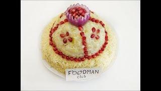 """Салат """"Шапка Мономаха"""": рецепт от Foodman.club"""