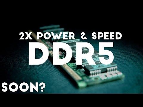 DDR5 SOON!!???