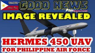 GOOD NEWS PHILIPPINES IMAGE REVEALED HERMES 450 FOR PHILIPPINE AIR FORCE | PHILIPPINE MODERNIZATION