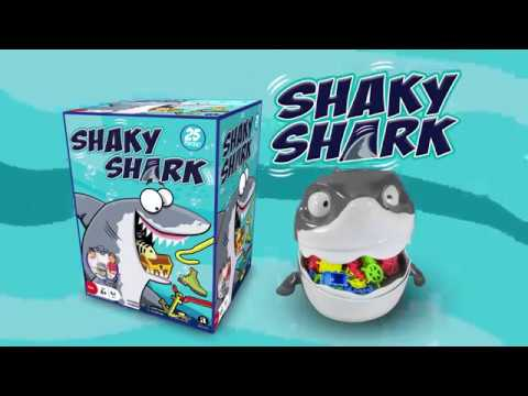 Shaky Shark Game (GPF018)– Gameplay Preview (30 Seconds English)